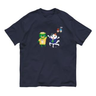 おばけTシャツ<1周年記念> Organic Cotton T-shirts