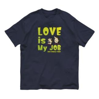 2021 WORLD TOUR〜 LOVE is my Job. Organic Cotton T-shirts