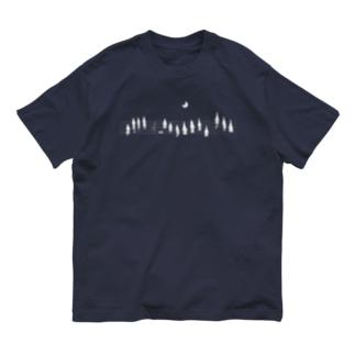 夜の散歩道 Organic Cotton T-Shirt