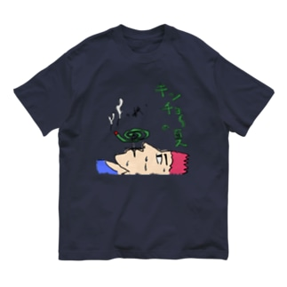🦟緊張の夏 Organic Cotton T-shirts