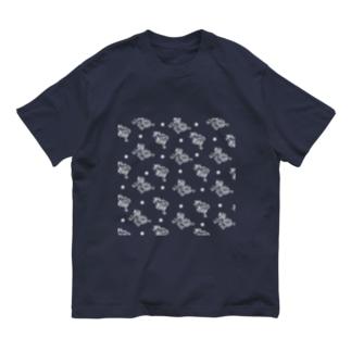KOMAINU-05T Organic Cotton T-shirts