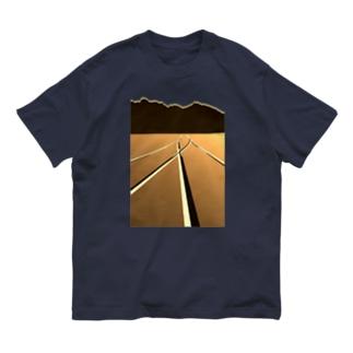 P地点から Organic Cotton T-shirts