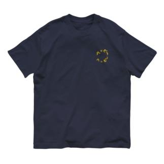 ハッピーハッピー Organic Cotton T-Shirt
