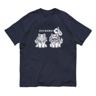 CT64 シーサーA Organic Cotton T-Shirt