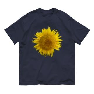 ひまわり2 Organic Cotton T-Shirt