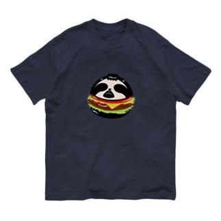 ハンバーガーになったぺれぞう Organic Cotton T-shirts