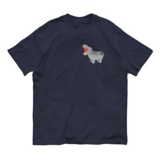 かばさん Organic Cotton T-Shirt