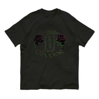 電脳チャイナパトロール(バグ) Organic Cotton T-shirts