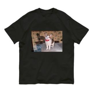 もなかと影 Organic Cotton T-shirts