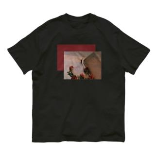 ATELIER SUIの鶏頭 Organic Cotton T-shirts