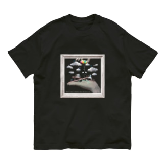Marionette(flame) Organic Cotton T-shirts
