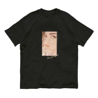 急行2号/a/ILLUSTRATION2021_SUZURI Organic Cotton T-shirts