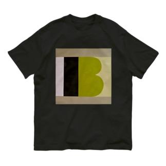 Pea green B Organic Cotton T-shirts