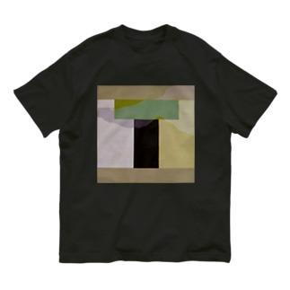 Pea green T Organic Cotton T-shirts