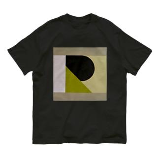 Pea green R Organic Cotton T-shirts