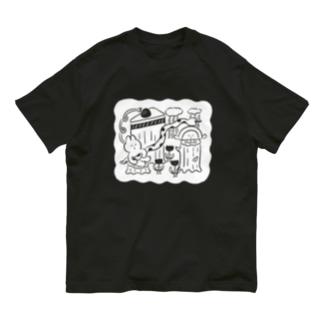 昨日見た夢 Organic Cotton T-shirts