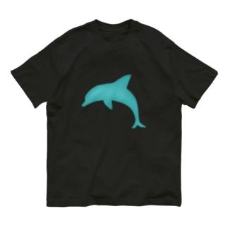 イルカ Organic Cotton T-shirts