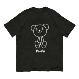 たそがれモモ Organic Cotton T-shirts