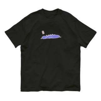 ふなたまっち(毒) Organic Cotton T-shirts