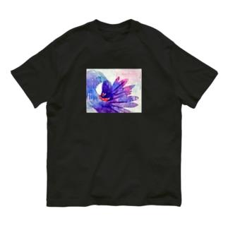 油彩文鳥 Organic Cotton T-shirts
