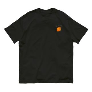 ダブルチーズハンバーガー Organic Cotton T-shirts