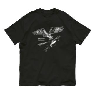 【前印刷】オーガニックコットンTシャツ*ミサゴ Organic Cotton T-shirts