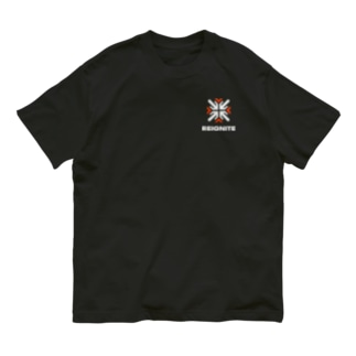 Reignite 1st collection Organic Cotton T-shirts