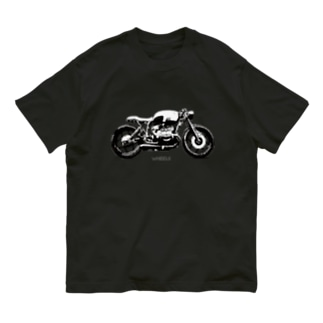 R80 CafeRacer Organic Cotton T-Shirt