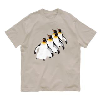 ペンギン Organic Cotton T-shirts