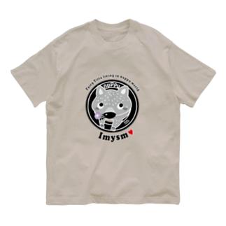 Titta (ティッタ)モノクロNew! Organic Cotton T-shirts