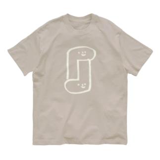ソックス Organic Cotton T-shirts