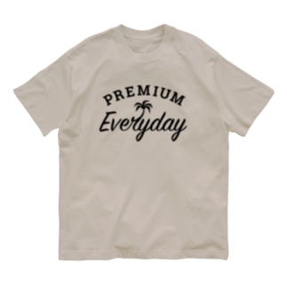 PREMIUM EVERYDAY Organic Cotton T-shirts