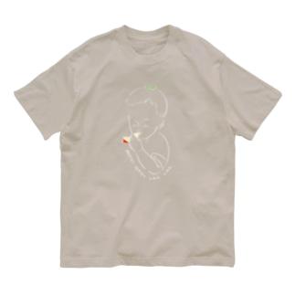 食いしん坊や Organic Cotton T-shirts
