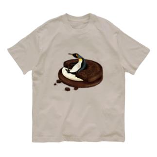 sweet penguin Organic Cotton T-shirts