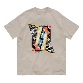 Queen's Cat💖 Organic Cotton T-shirts
