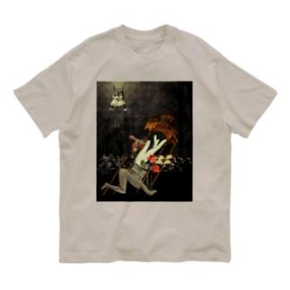 夜毎ひらく、 Organic Cotton T-shirts