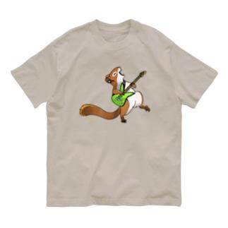 アカリスギタリスト Organic Cotton T-Shirt