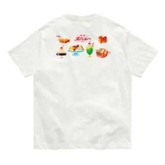 喫茶メニュー Organic Cotton T-shirts