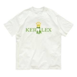 ケロレックス Organic Cotton T-shirts