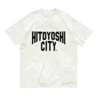 人吉シティ Organic Cotton T-Shirt