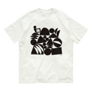 フルーツのなる場所1 Organic Cotton T-shirts