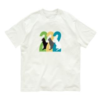 cats day -222- Organic Cotton T-shirts