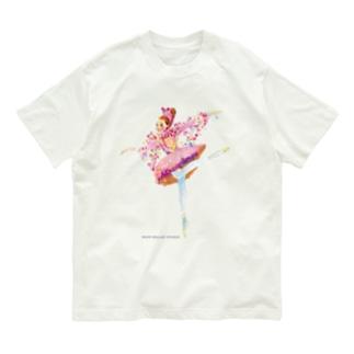 こんぺいとうの精🍬ロゴ付 Organic Cotton T-shirts