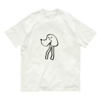 いぬ Organic Cotton T-shirts