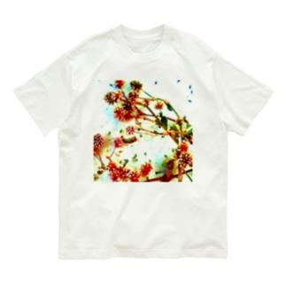 グラフティ winter Organic Cotton T-shirts