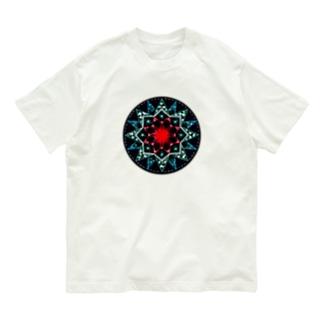 綺羅星−丸ver. Organic Cotton T-shirts