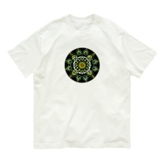 夏の思い出−丸ver. Organic Cotton T-shirts