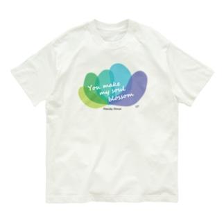 ファミリーハウス<チャリティ>若葉 Organic Cotton T-shirts