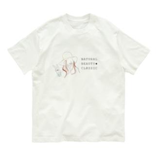 NATURAL BEAUTY ClASSIC Organic Cotton T-shirts