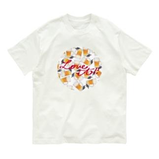 Beer(Love it !!) Organic Cotton T-shirts